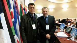 Foad Aodi ed Enrico Granara,